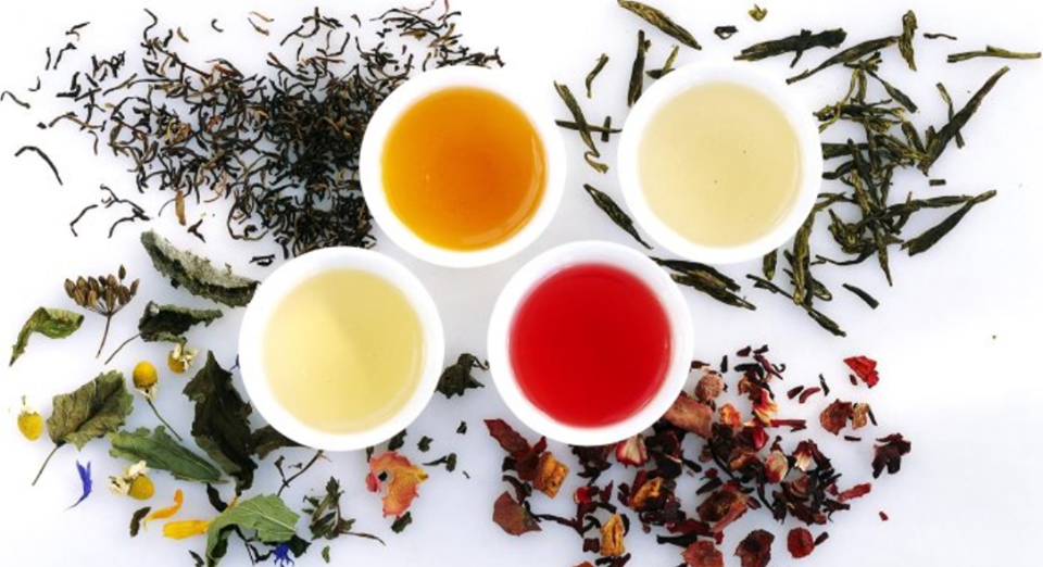 WHAT ARE ANTIOXIDANTS IN TEA