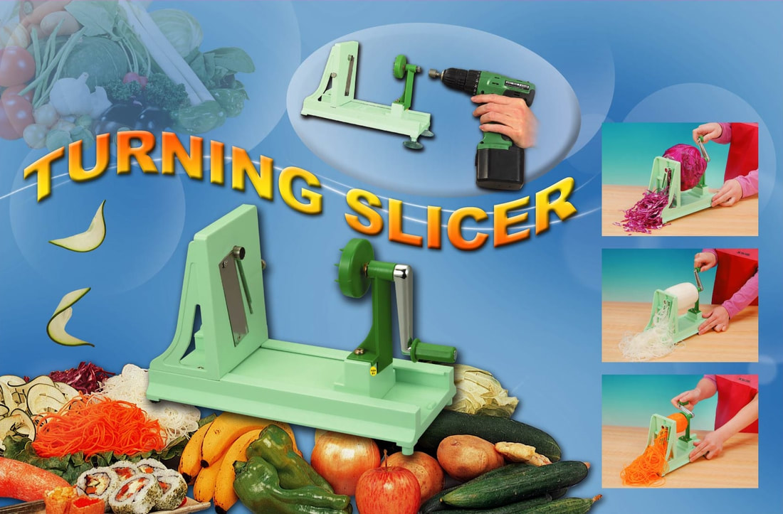 Japanese Turning slicer